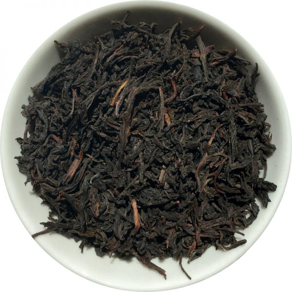 organic black tea from Idulgashinna Estate in Sri Lanka