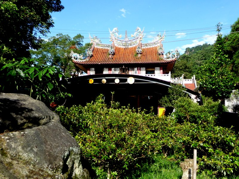 Mountian Temple