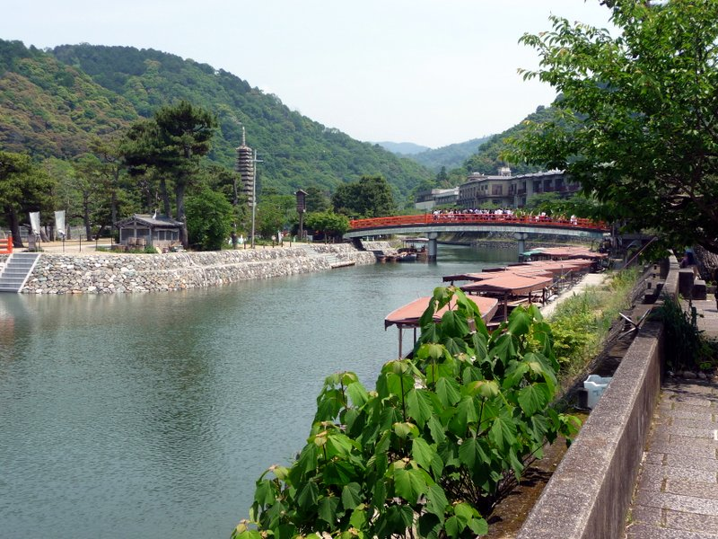 River view of Uji