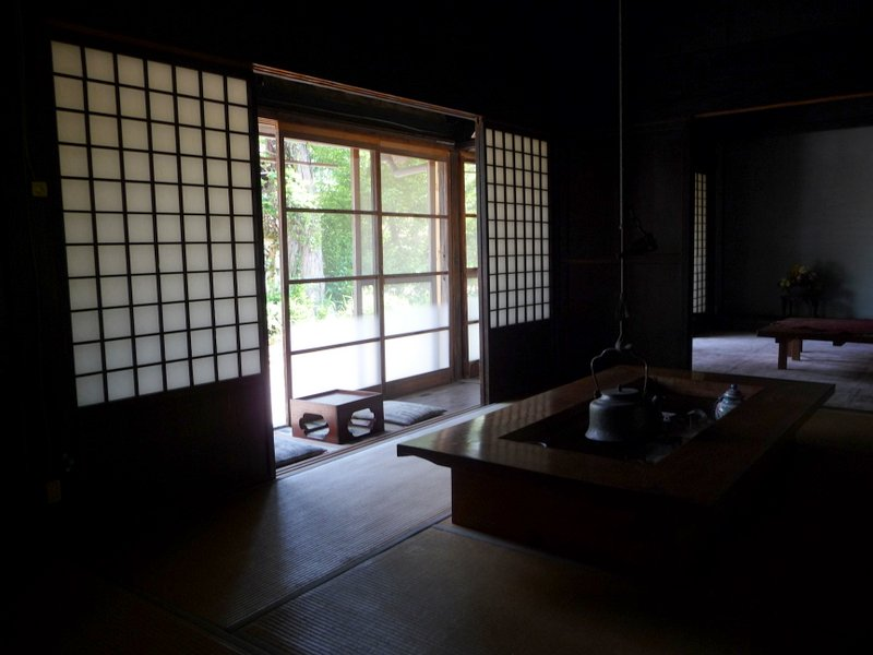 Simple Japanese room